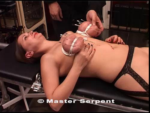BDSM Torture Galaxy - Anita Pt 79