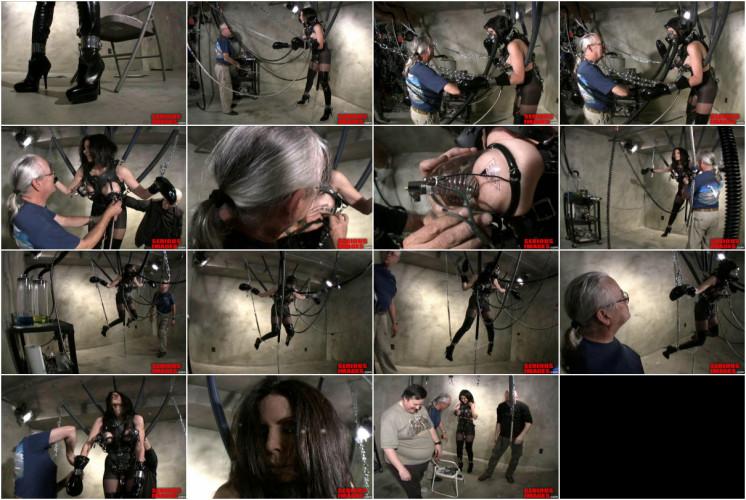 BDSM Ashley Renee - The Creature