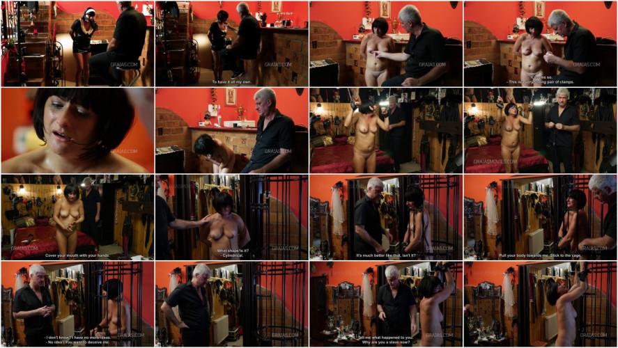 BDSM The Confession part 1 -3