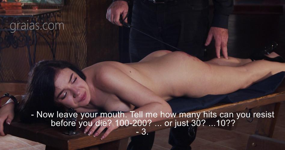 BDSM Kyra - Thorny Path to Salvation Part 6