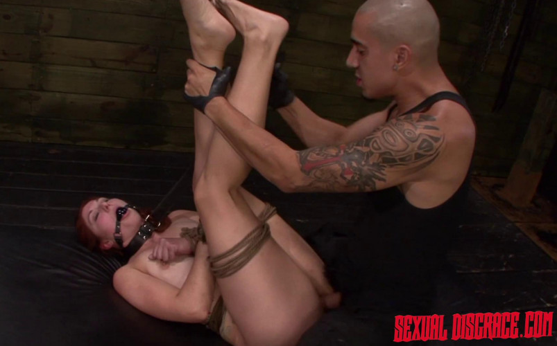 BDSM string Bondage With Fun Bdsm & Deep Anal