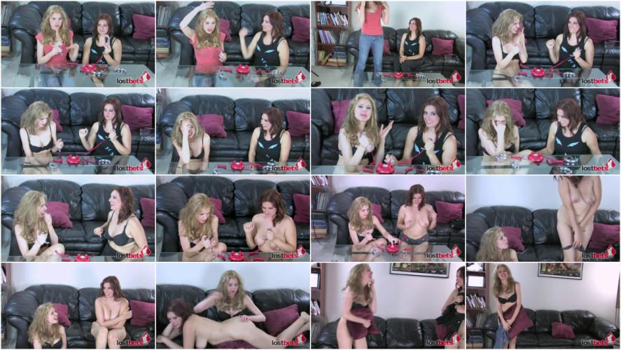 BDSM Strip Shockinaw with Candle and Kimberly (Bonus Scene)
