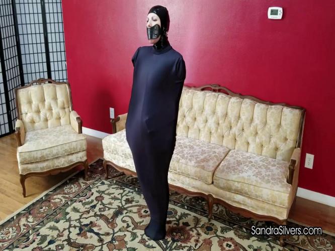BDSM Latex Sandra Silvers Scene 2164