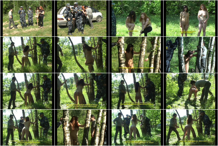 BDSM Discipline In Russia - C.P. for women in RSP