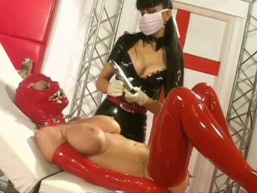 BDSM Latex The Hospital