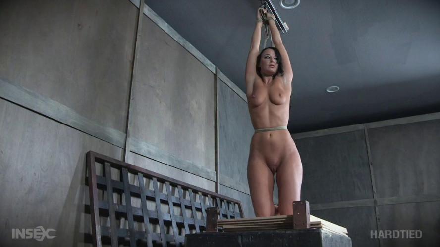 BDSM London River deserves some hard of punishment