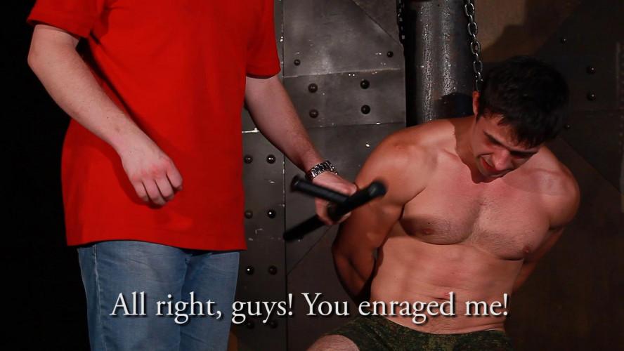 Gay BDSM RusCapturedBoys - Trap for Escaped Captives Part 3