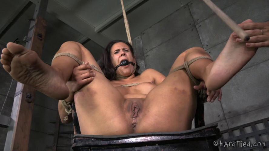 BDSM Rough Bondage Training For Busty Penny Barber