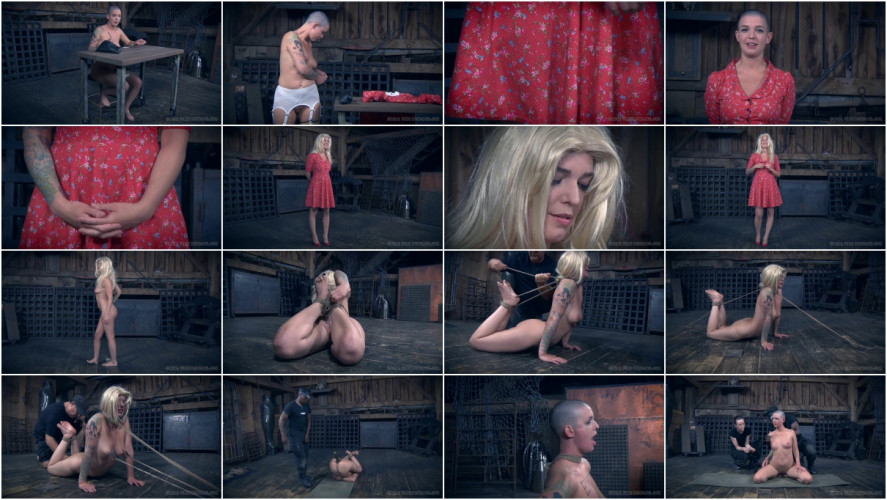 BDSM RealTimeBondage  Abigail Dupree