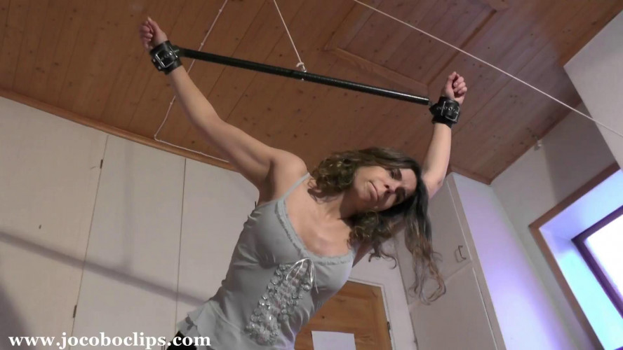 BDSM Spreaded Blowjob