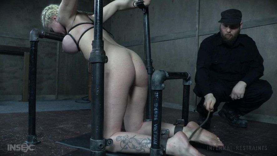 BDSM Uneven Bars - Leya Falcon