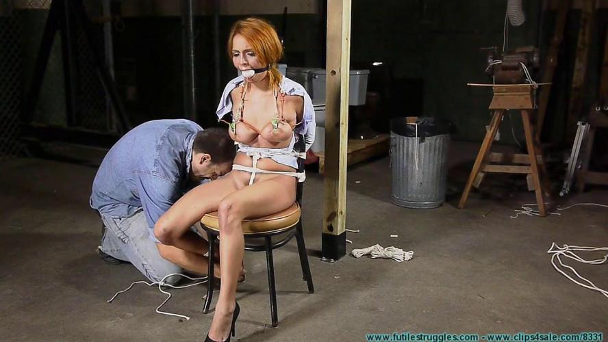 BDSM HD Bdsm Sex Videos Tit For Ashley Part 3