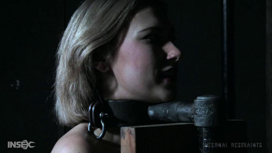 BDSM Chair Bound - Red August