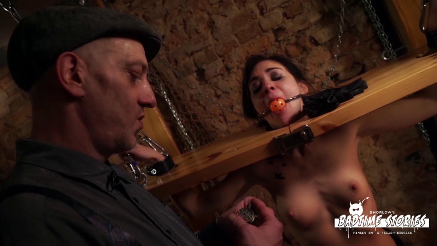 BDSM Hot babe Lullu Gun gets dominated and tortured