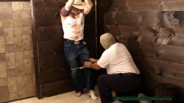 Gay BDSM Cowboy  - Part 1