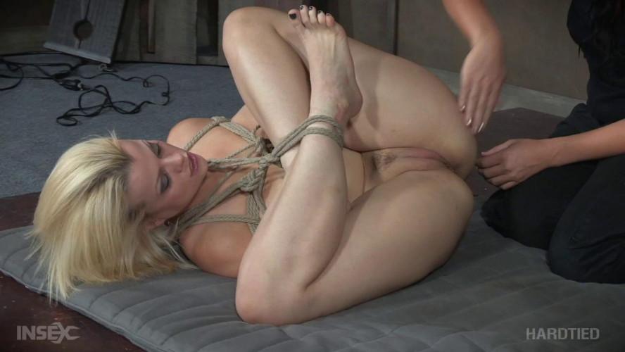BDSM Whipped Blondie - Nadia White, London River