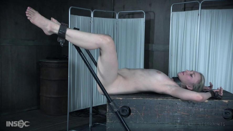 BDSM Bondage Attack For Young Slave