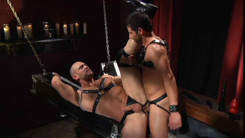 Gay BDSM Anal Sanctuary