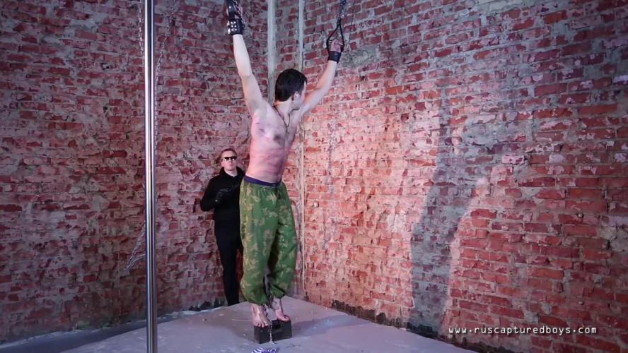 Gay BDSM Spetsnaz Prisoner 1