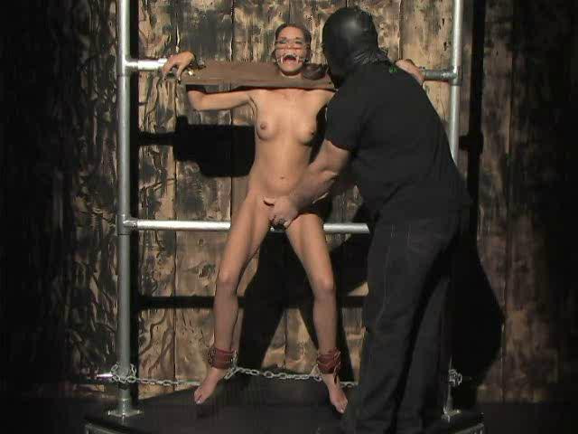 BDSM Strict Restraint Hot Unreal Gold Perfect New Collection. Part 3.