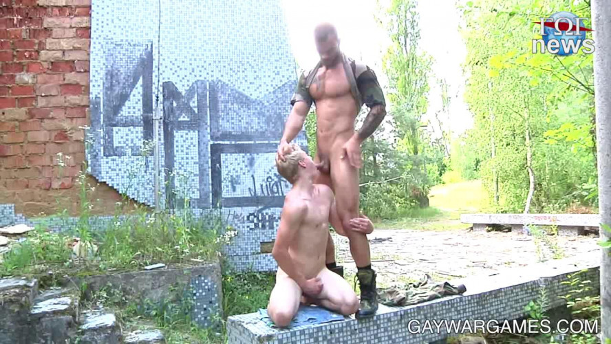 Gay BDSM Blondes Have More Fun - part 04