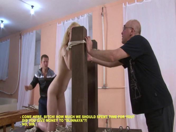 BDSM Punishment of Street Girls Scene 2