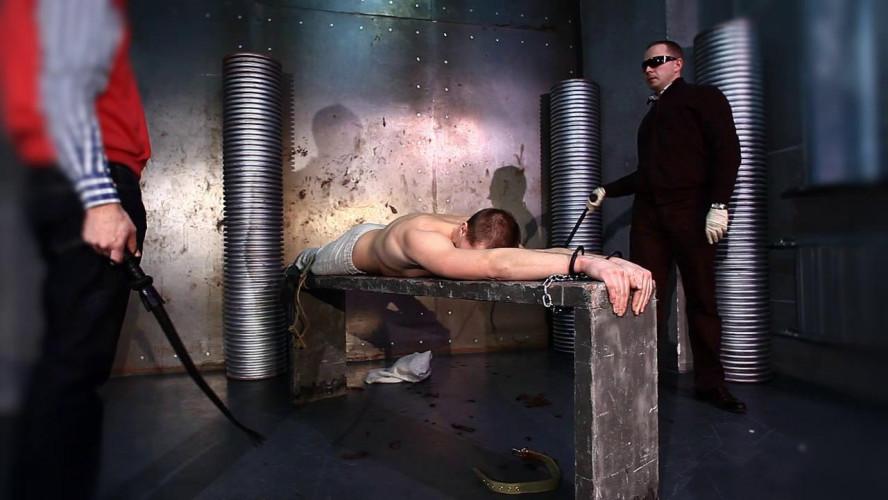 Gay BDSM Crime and Punishment 2 - Punishment