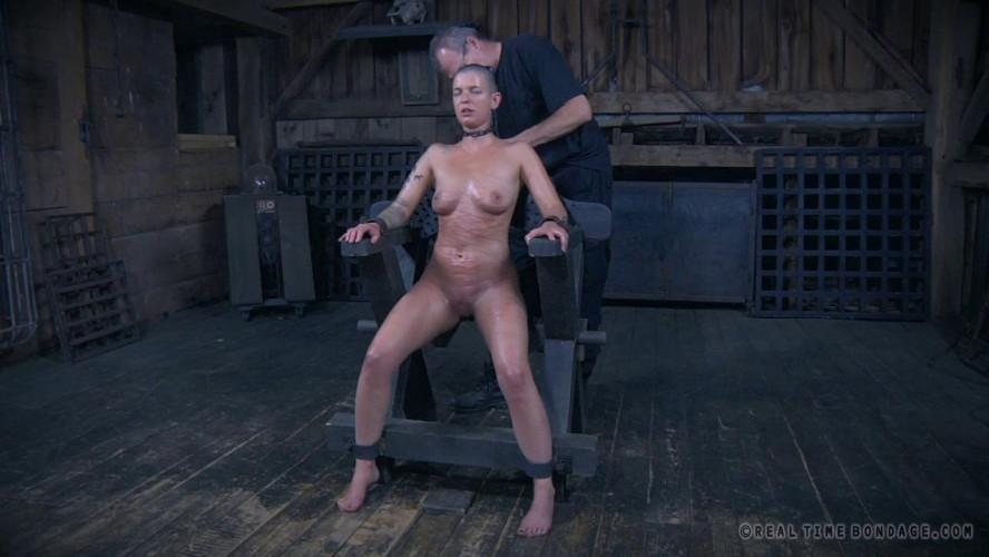 BDSM Brutal Humiliation For Nasty Abigail Dupree