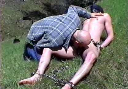 Gay BDSM No Trespassing