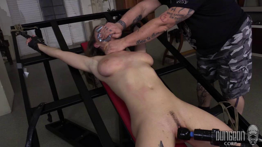 BDSM Hard core Beauty on Bottom