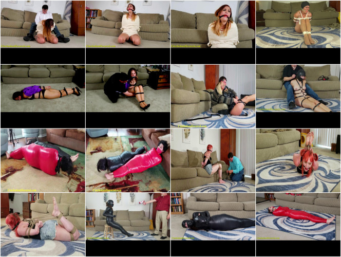 BDSM Cinched and Secured (Part 4)