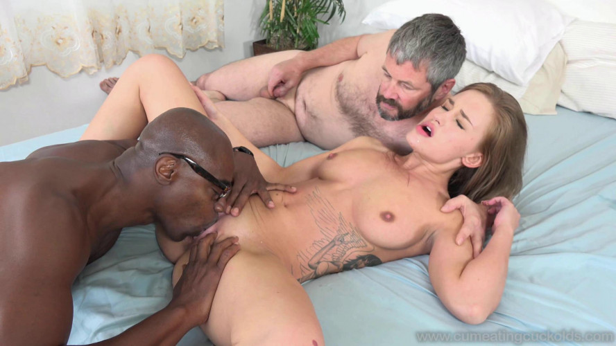 Femdom and Strapon April Brookes The Gift