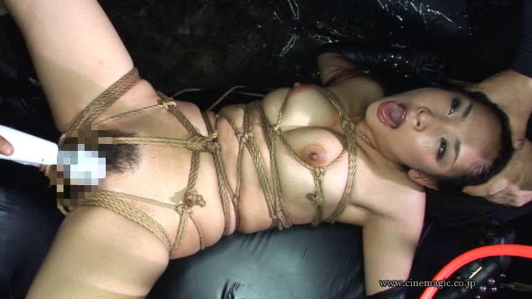 Asians BDSM Pretty Asian Babe Rina Fukada Gets Bondage & Tortures