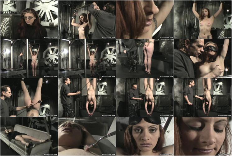 BDSM Hanging Torment part 4 Lauren