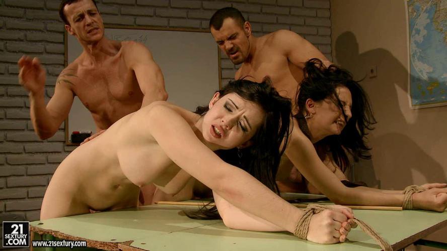 BDSM Escort Tricked Into Bondage Part 2