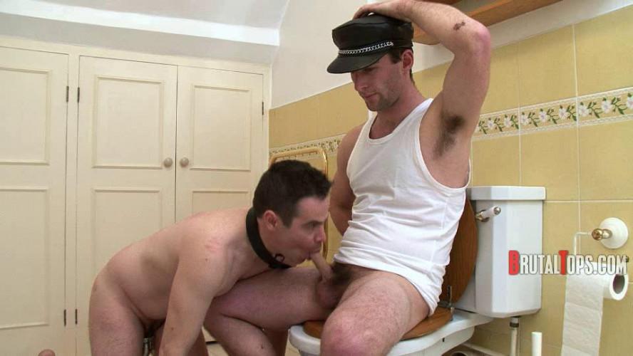 Gay BDSM Session 136 (Toilet Duties)