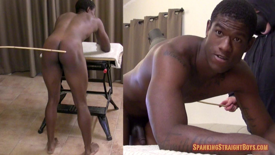 Gay BDSM Caning Kyle