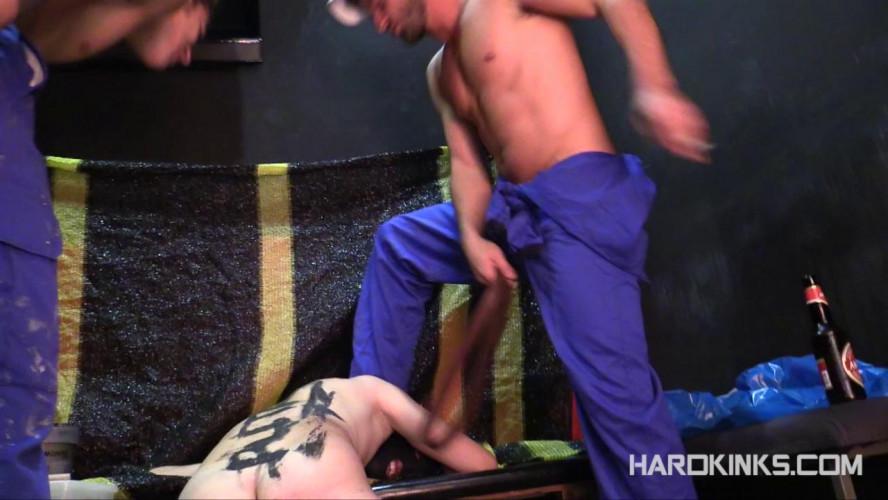 Gay BDSM Adrian Yuyu, Dany Romeo