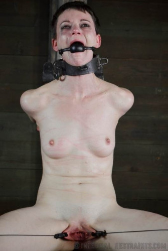 BDSM Submissive Masochist Hazel Hypnotic Is No Stranger To Our Sadistic Ways