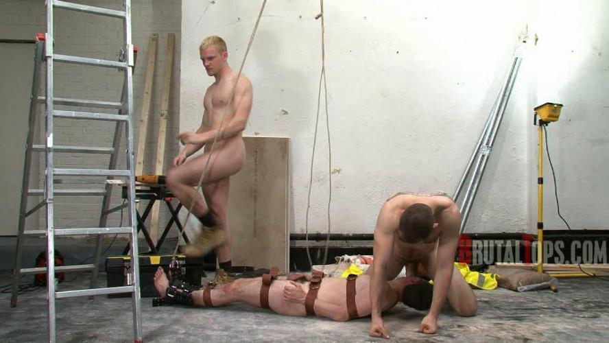 Gay BDSM Session 54 - Master Lee & Master Nick