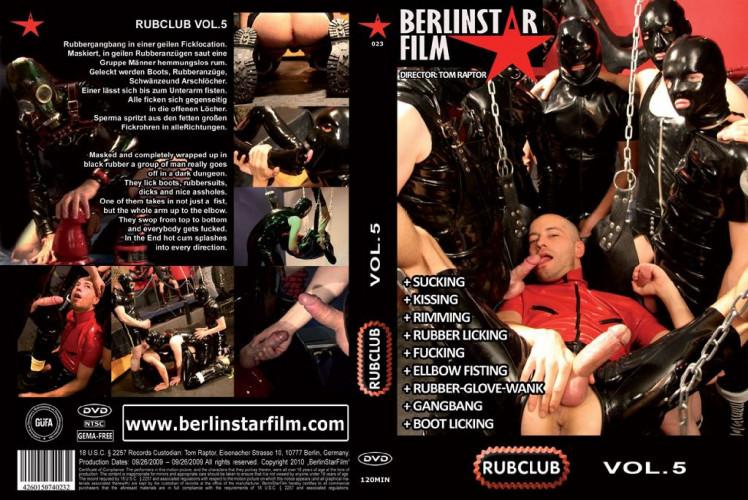 Gay BDSM RubClub Volume 5
