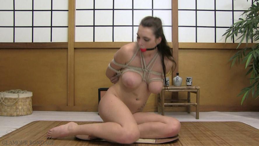 BDSM Sam Lee - perfect rope victim