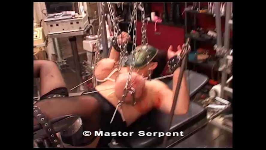 BDSM Beauty Juggs Visiting the Torture Galaxy part 12