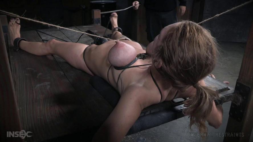 BDSM Night Tortures For Busty Slave Rain DeGrey