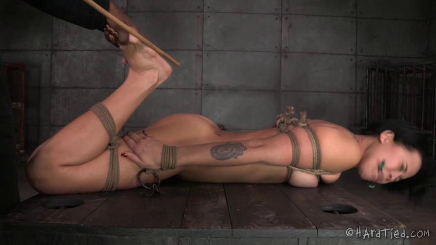 BDSM HardTied  The New Girl Part One Mia Austin