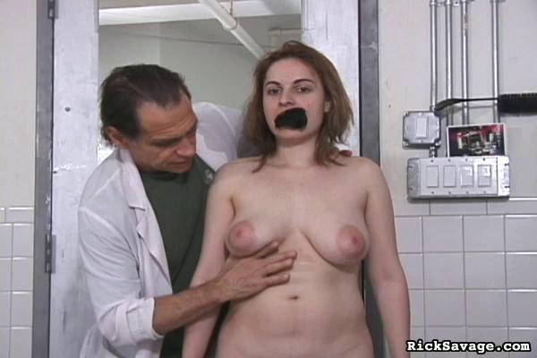 BDSM Extreme Tit Torment Ivy