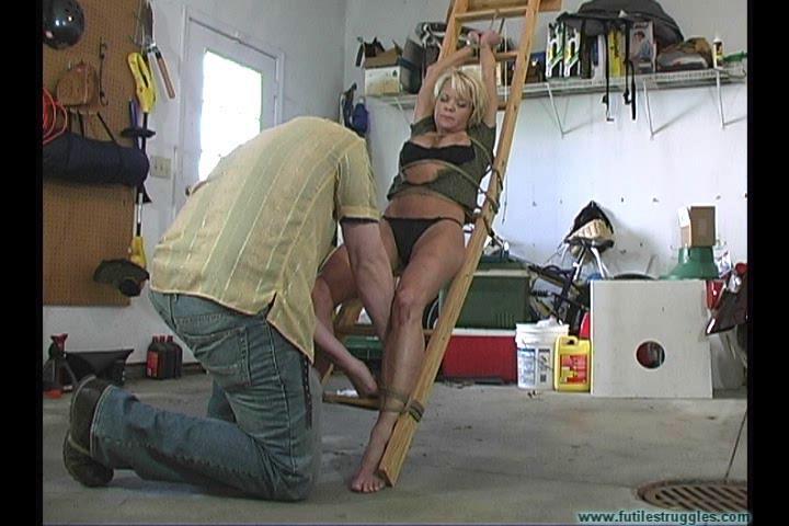 BDSM Mandy K Shown Restraint vol. 1