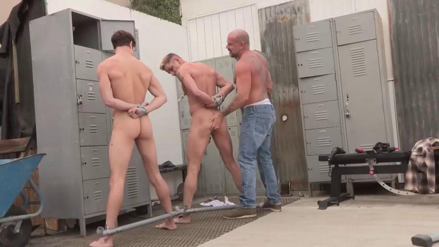 Gay BDSM Fetish Force - Taken