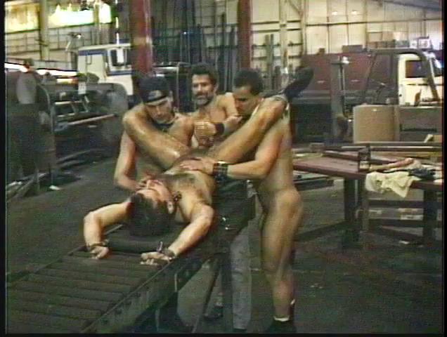 Gay BDSM Zeus - Steel Dungeon vol 1&2