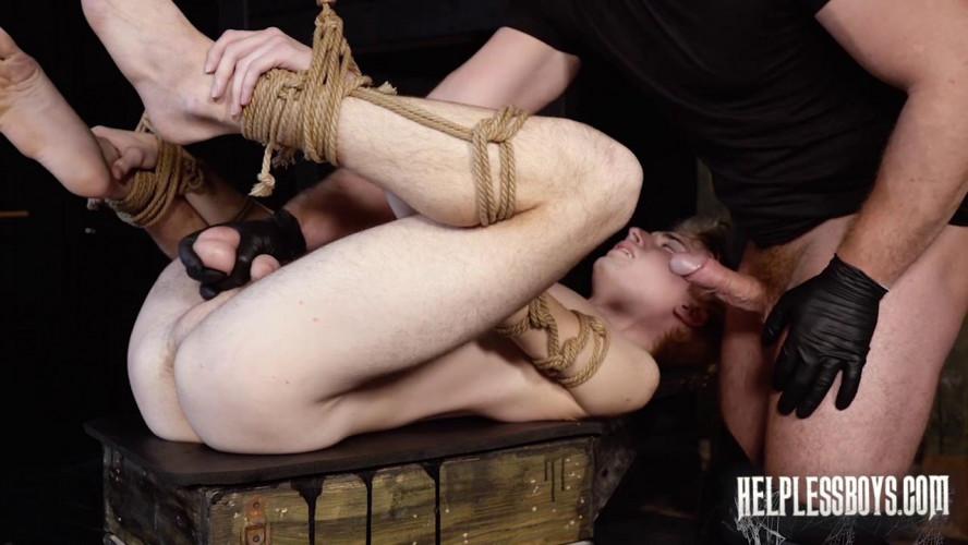 Gay BDSM Blondie Needs A Ride - Alex Meyer